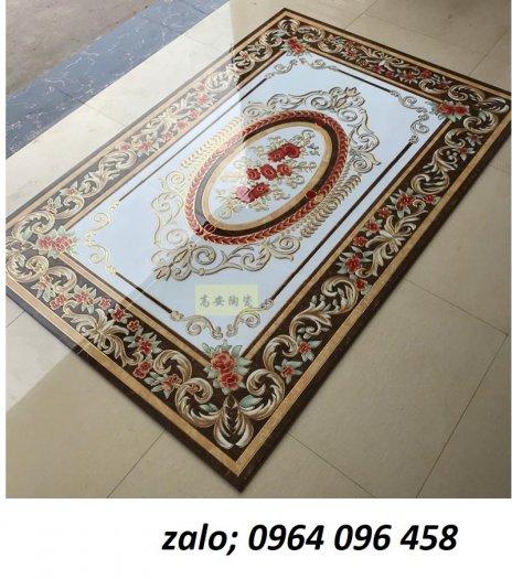 Gạch thảm 3d lát nền - KMB434
