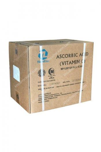 Ascorbic acid (Vitamin C) - Trung Quốc0