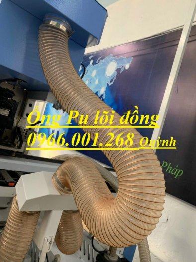 Phân phối ống nhựa TPU lõi đồng, ống Pu lõi thép mạ đồng phi 100,phi 114,phi 125,phi 140,phi 150,phi 200, giá rẻ1