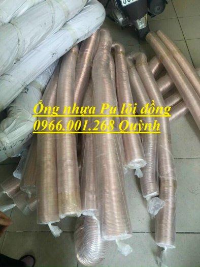 Phân phối ống nhựa TPU lõi đồng, ống Pu lõi thép mạ đồng phi 100,phi 114,phi 125,phi 140,phi 150,phi 200, giá rẻ0