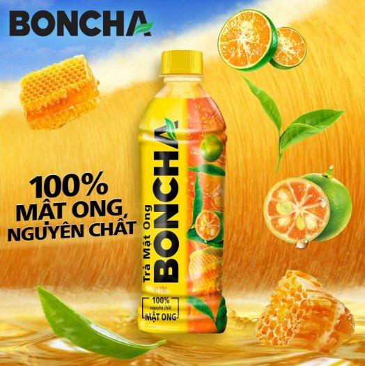 Trà Mật Ong BONCHA vị Việt Quất1