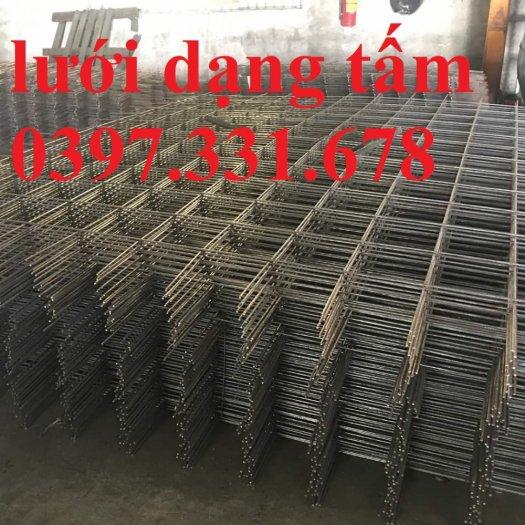 Lưới thép hàn phi 8 ô (100x100), ô (150x150), ô (200x200) giá tốt2