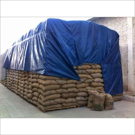Bạt xanh cam, bạt xây dựng, che nắng mưa, che hàng hóa, nguyên cuộn khổ 4m x 50m0