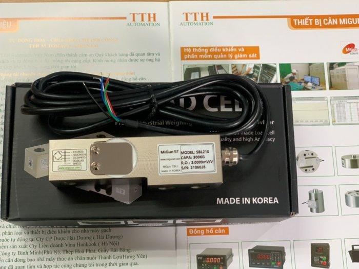 SBL210 Loadcell thanh - Nhập khẩu chĩnh hãng Hàn Quốc Giá Tốt Nhất Toàn Quốc : 09153226924