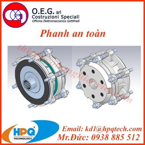 Phanh an toàn OEG srl | Nhà cung cấp OEG srl Việt Nam0