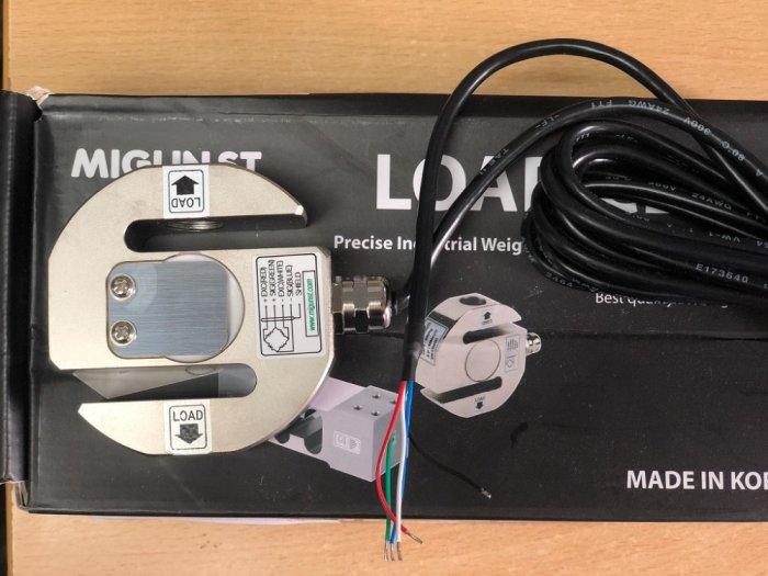 SSL300 Loadcell móc chữ S, Nhập khẩu chính hãng Migun - Korea : 09153226925