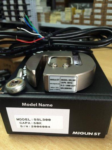 SSL300 Loadcell móc chữ S, Nhập khẩu chính hãng Migun - Korea : 09153226923