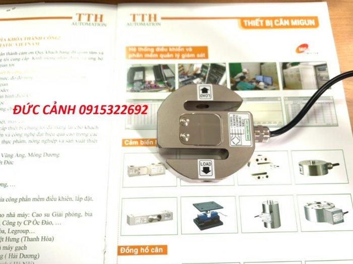 SSL300 Loadcell móc chữ S, Nhập khẩu chính hãng Migun - Korea : 09153226920