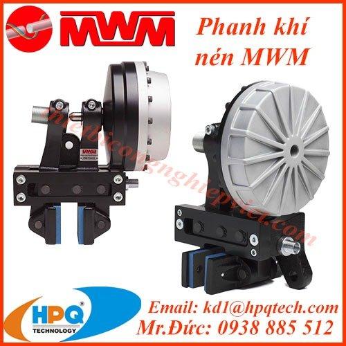 Phanh điện từ MWM | Khớp nối giới hạn momen MWM2