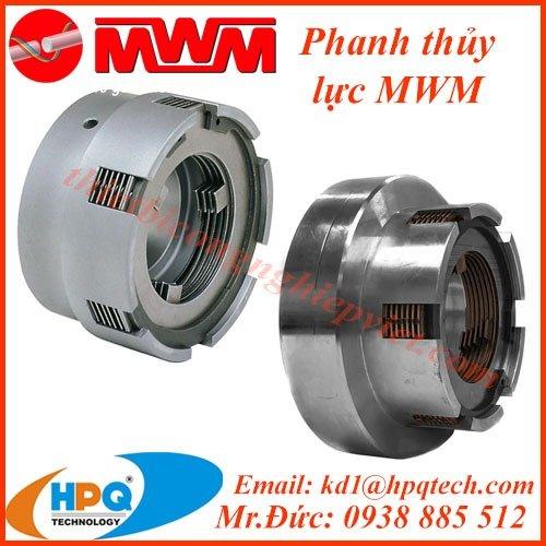 Phanh điện từ MWM | Khớp nối giới hạn momen MWM0