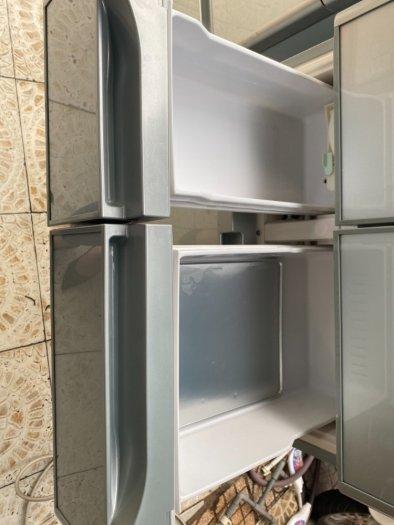Tủ lạnh nội địa Hitachi 6 cánh Y5400 hút chân không mặt gương kính cường lực5