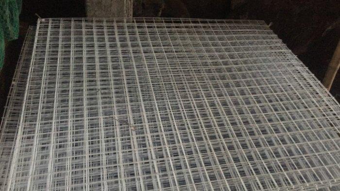Lưới thép hàn, lưới thép hàn ô vuông phi 5 (50x50), (100x100), (150x150), (200x200) - Lưới thép hàng rào3