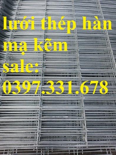 Lưới thép hàn, lưới thép hàn ô vuông phi 5 (50x50), (100x100), (150x150), (200x200) - Lưới thép hàng rào0