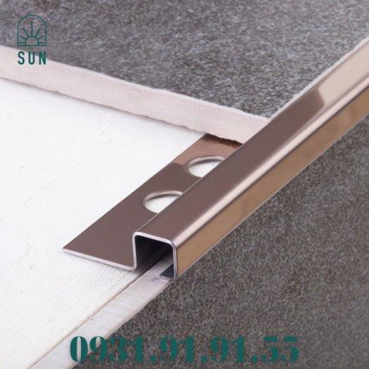 Nẹp inox ốp gạch dạng vuông 1 cánh - Nẹp inox ốp góc vuông - Nẹp inox ốp viền gạch dạng vuông6