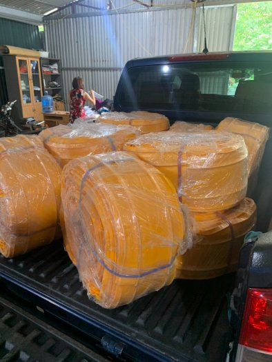 Cuộn nhựa chống thấm pvc O30-20m cho nhà thầu xây dựng4