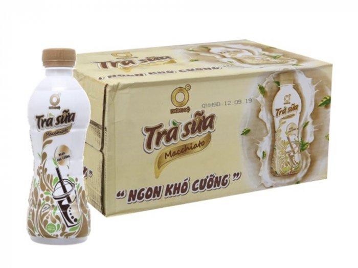 Trà Sữa Macchiato0
