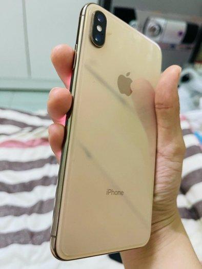 Iphone Xs max 64G quốc tế0