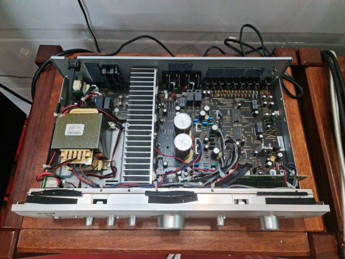 Amplifier Denon PMA-390SE2