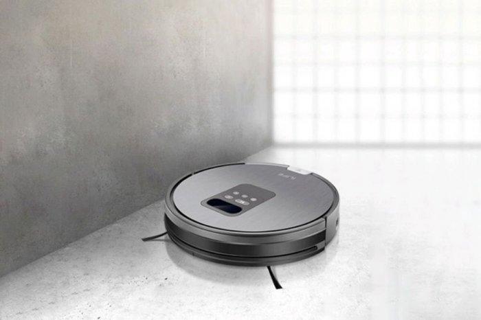 Robot hút bụi lau nhà thông minh ILIFE V800