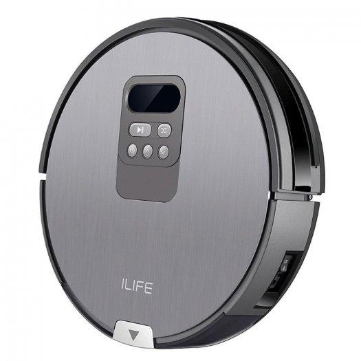 Robot hút bụi lau nhà thông minh ILIFE V801