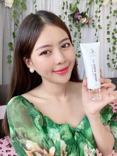 Gel Tẩy Tế Bào Chết Tinh Chất Cà Phê KN Beauty Facial Scrub Gel 120 ml1