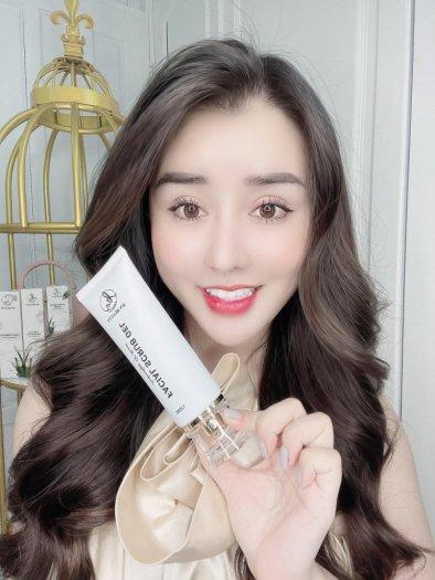 Gel Tẩy Tế Bào Chết Tinh Chất Cà Phê KN Beauty Facial Scrub Gel 120 ml0