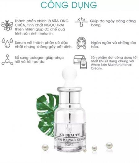 Serum Trắng Da Ngừa Nám KN Beauty Extra Repair Serum 30 ml3