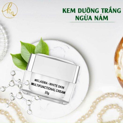 Kem Dưỡng Trắng Ngừa Nám KN Beauty Melasma - White Skin Multifunctional Cream 25 gram2