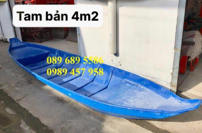 Thuyền đi câu cá cho 3 người, Thuyền câu giá tốt, Thuyền chèo tay15