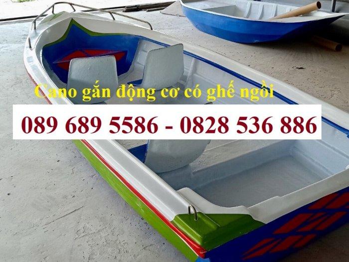 Thuyền đi câu cá cho 3 người, Thuyền câu giá tốt, Thuyền chèo tay9
