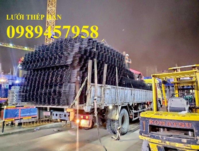 Nhà máy sản xuất lưới thép hàn đổ bê tông phi 6 200x200 và phi 8, phi 107