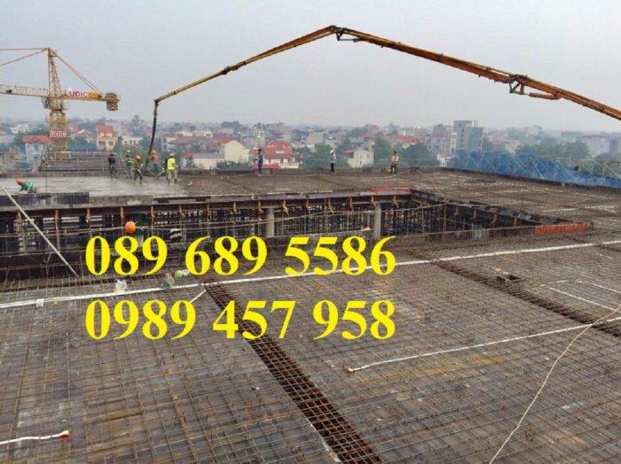 Nhà máy sản xuất lưới thép hàn đổ bê tông phi 6 200x200 và phi 8, phi 104