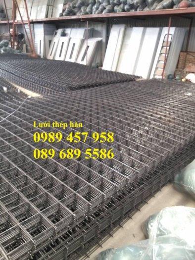 Nhà máy sản xuất lưới thép hàn đổ bê tông phi 6 200x200 và phi 8, phi 101