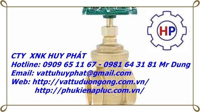 Van cửa đồng MIHA phi 60 ( DN50)2