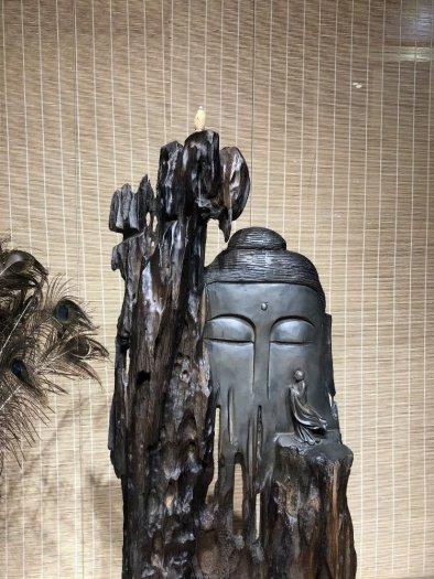 Tác phẩm Bái Phật _ Mỹ nghệ Âu Lạc2