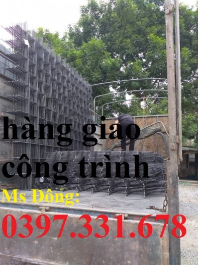 Lưới thép hàn D5 a50x100, a50x150, a50x200 giá sỉ5