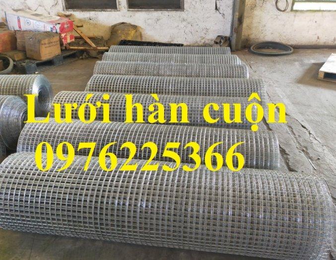 Lưới hàn cuộn, lưới hàn tấm, lưới thép hàn mạ kẽm6