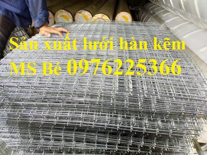 Lưới hàn cuộn, lưới hàn tấm, lưới thép hàn mạ kẽm2