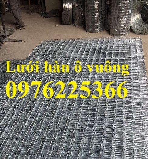 Lưới hàn cuộn, lưới hàn tấm, lưới thép hàn mạ kẽm1
