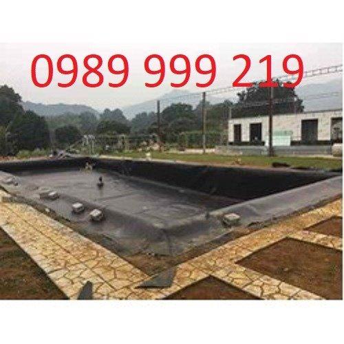 Cuộn bạt hdpe 1.5mm khổ 4x50m-200m2 lót hầm khí biogas suncogroupvn3