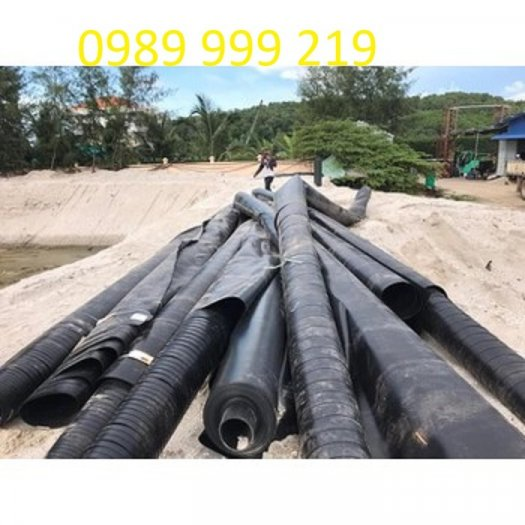 Cuộn bạt hdpe 1.5mm khổ 4x50m-200m2 lót hầm khí biogas suncogroupvn2