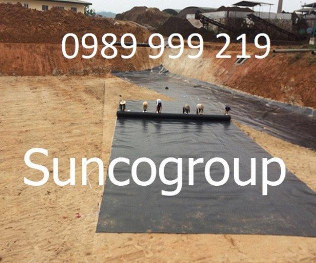 Cuộn bạt hdpe 1.5mm khổ 4x50m-200m2 lót hầm khí biogas suncogroupvn0