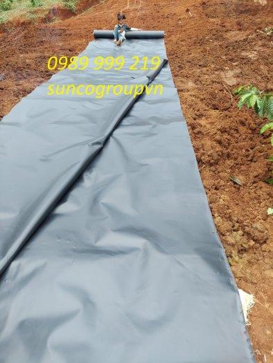 Bạt nhựa hdpe 1.5mm khổ 4x50m-200m2 lót bể chứa nước2