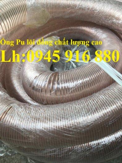 Mua ống Pu lõi kẽm mạ đồng để thu gom bụi trong nhà máy, xưởng sản xuất giá rẻ30