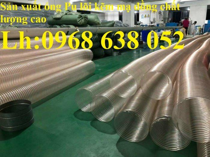 Mua ống Pu lõi kẽm mạ đồng để thu gom bụi trong nhà máy, xưởng sản xuất giá rẻ23