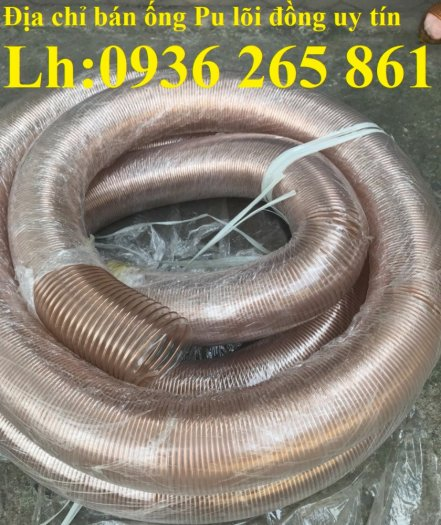 Mua ống Pu lõi kẽm mạ đồng để thu gom bụi trong nhà máy, xưởng sản xuất giá rẻ17