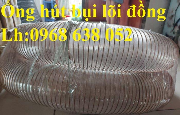 Mua ống Pu lõi kẽm mạ đồng để thu gom bụi trong nhà máy, xưởng sản xuất giá rẻ15