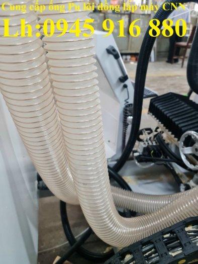 Mua ống Pu lõi kẽm mạ đồng để thu gom bụi trong nhà máy, xưởng sản xuất giá rẻ11