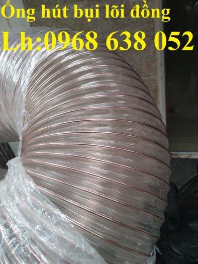 Mua ống Pu lõi kẽm mạ đồng để thu gom bụi trong nhà máy, xưởng sản xuất giá rẻ10