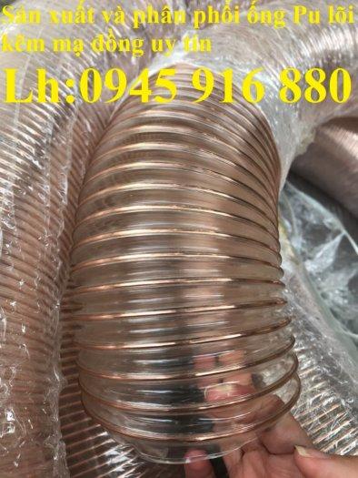 Mua ống Pu lõi kẽm mạ đồng để thu gom bụi trong nhà máy, xưởng sản xuất giá rẻ9